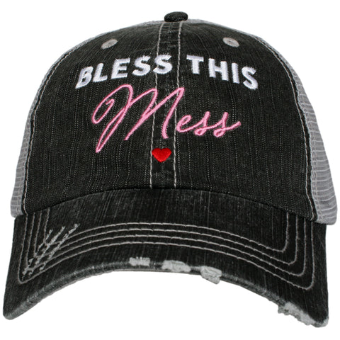 Bless This Mess Hat by Katydid