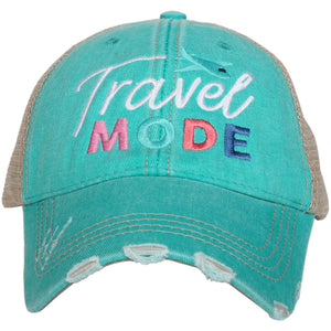 Travel Mode Hat by Katydid