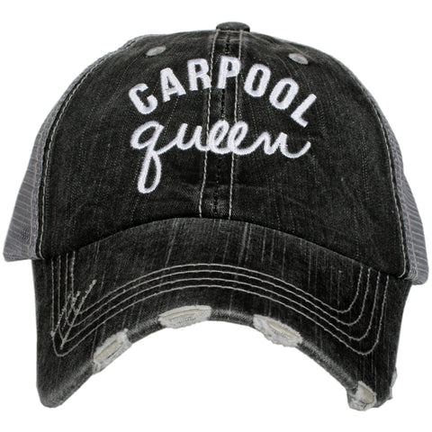 Carpool Queen Hat by Katydid