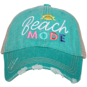Beach Mode Hat by Katydid