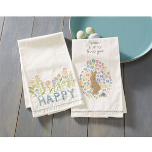 Spring Dish Towels