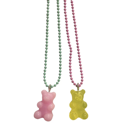 Pop Cutie Necklaces - Gummy Bears