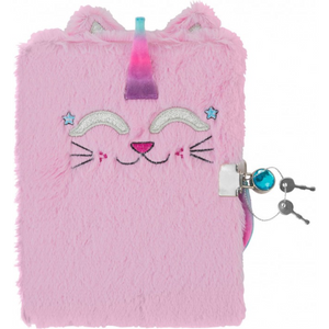 Plush Locking Journal