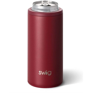 Swig Solid Color Skinny Can Cooler