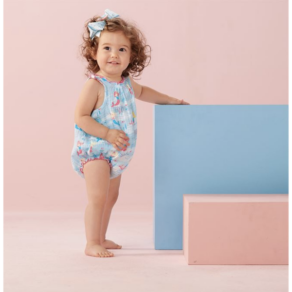 Mermaid Sunsuit