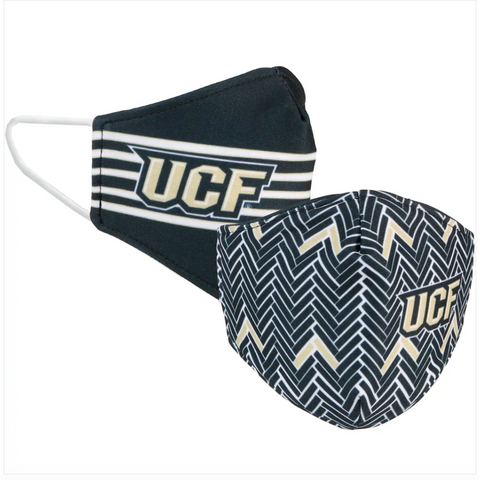 UCF Reversible Face Mask by Desden