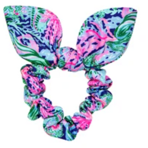 Lilly Pulitzer Hair Scrunchie