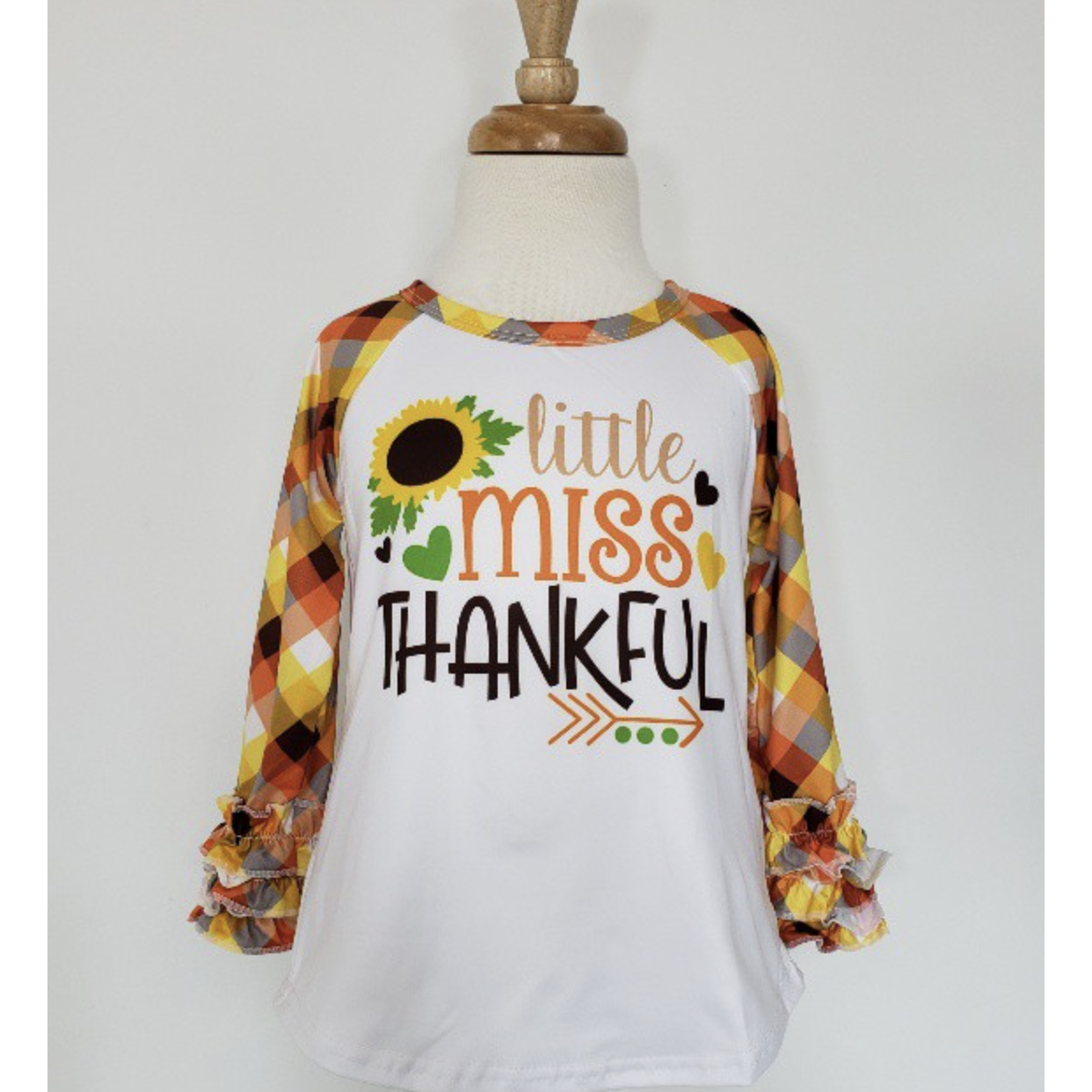 Little Miss Thankful Shirt