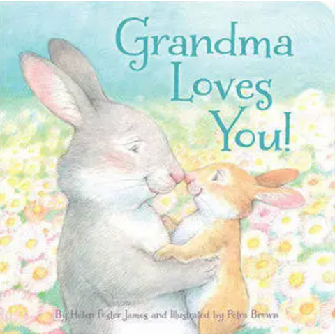 Grandma Loves You Book