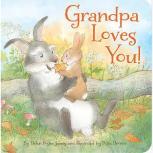 Grandpa Loves You Book