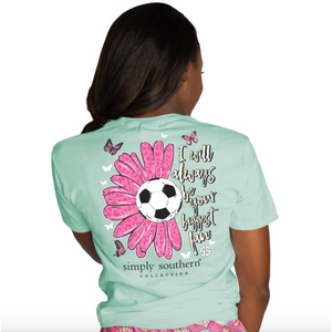 Simply Southern Soccer Mom Shirt