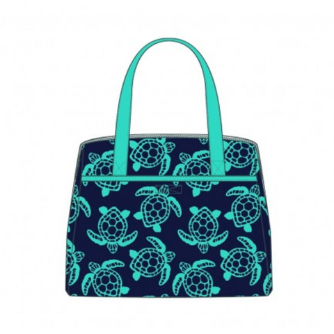 Totally Turtle Lunch Tote