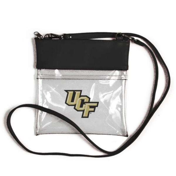 Game Day Clear Crossbody