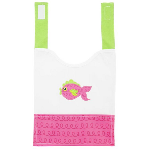 Personalized Pocket Bib