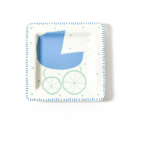 Personalized Baby Carriage Plate