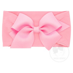 Baby Band with Bow by Wee Ones