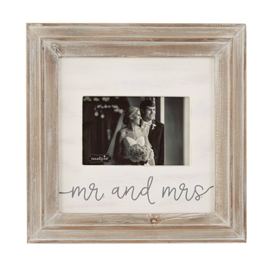 Mr & Mrs. Small Frame