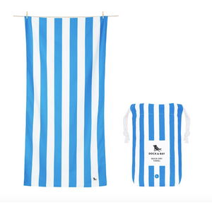 Quick Dry Towels - Striped - XLarge