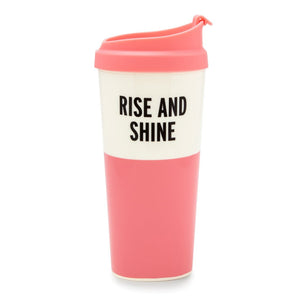 Kate Spade Thermal Mug - Rise & Shine
