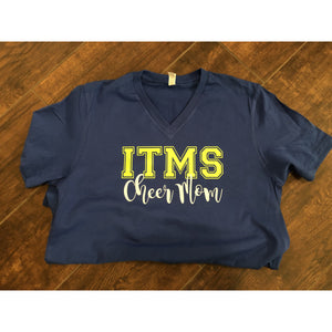 ITMS Cheer Mom Shirt