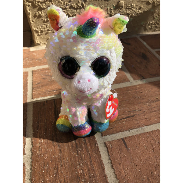 "Flippable Beanie Boos 6"" (Reversible / New)"