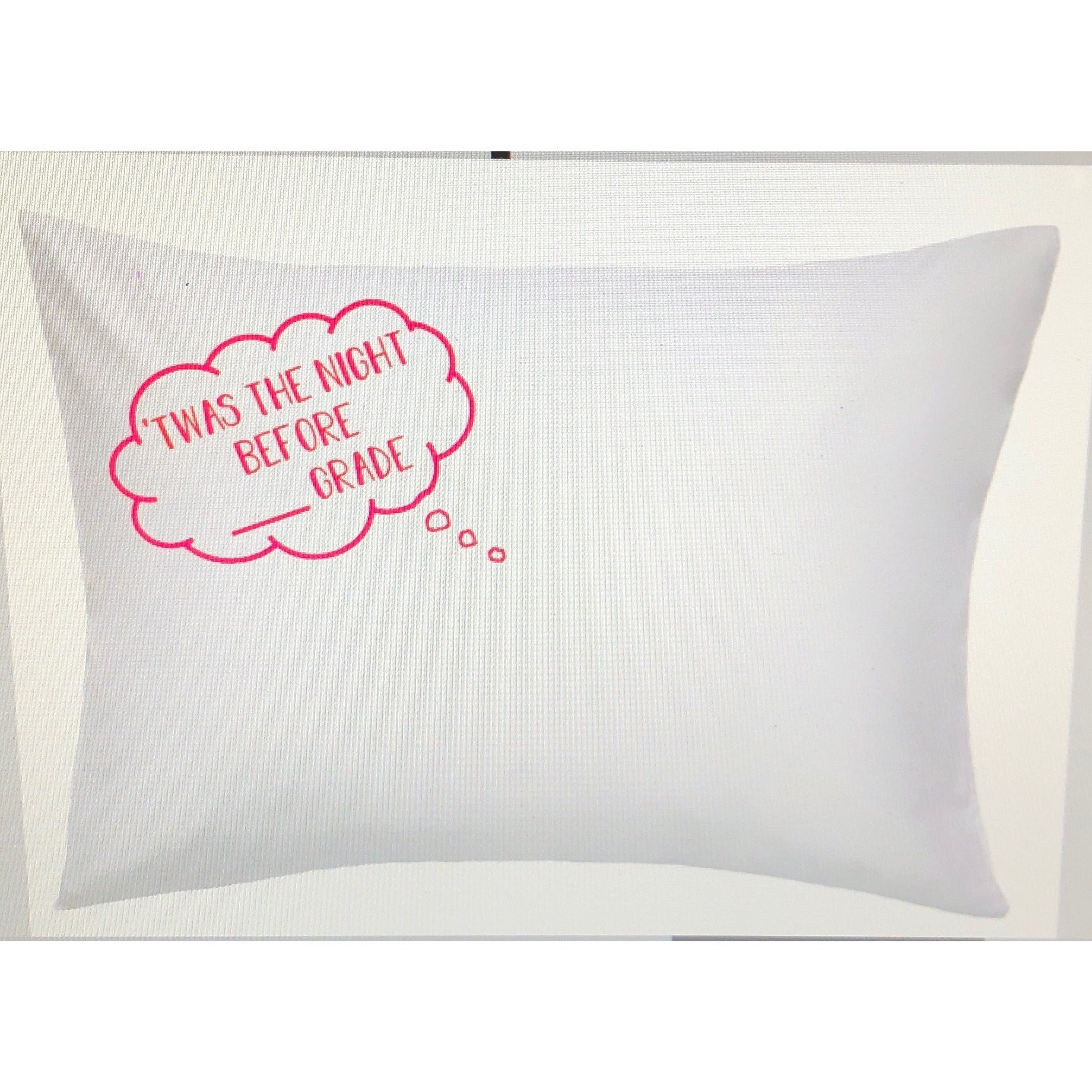 Back to School Pillowcase