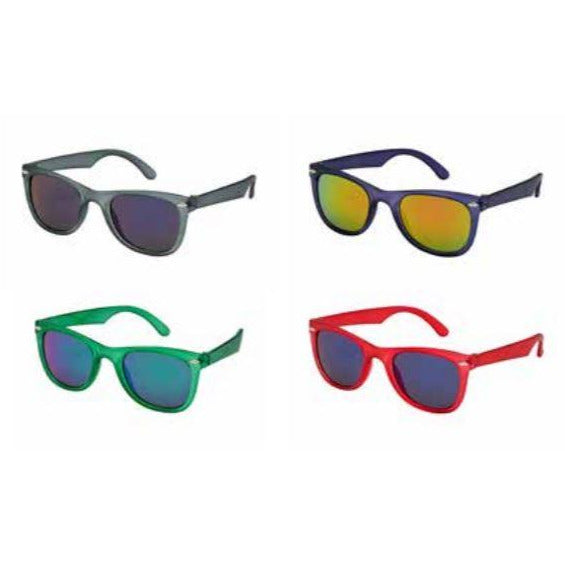 Blue Gem Kids Wayfarer Sunglasses