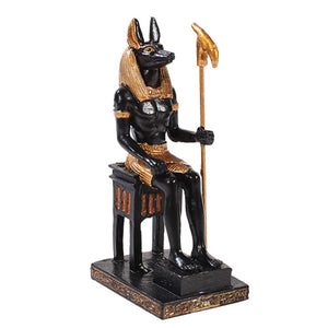 Anubis, Anpu (Guardian, Afterlife, Funeral, Protection, Divination, Embalming)