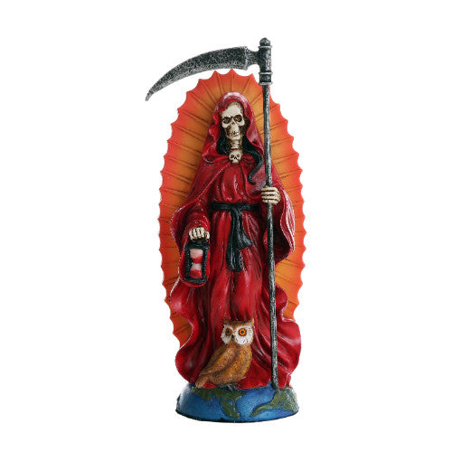 Santa Muerte, Holy Death, Folk Saint (Love, Relationships, Passion, Emotional Stability)