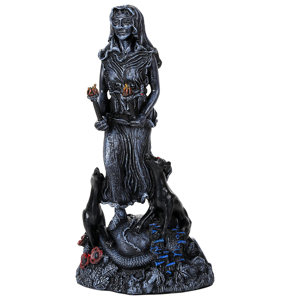 Hecate Goddess Statue (Crossroads, Decisions, Protection)