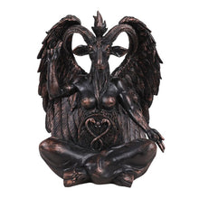 Load image into Gallery viewer, Baphomet Statue (Balance, Acquiring Knowledge)