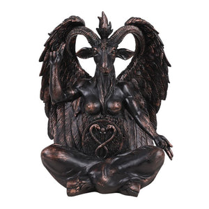 Baphomet Statue (Balance, Acquiring Knowledge)