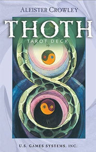 Crowley Thoth Tarot Deck Premier Edition