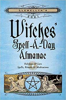 Witches' Spell-A-Day Almanac 2021 (Only 6 Available)