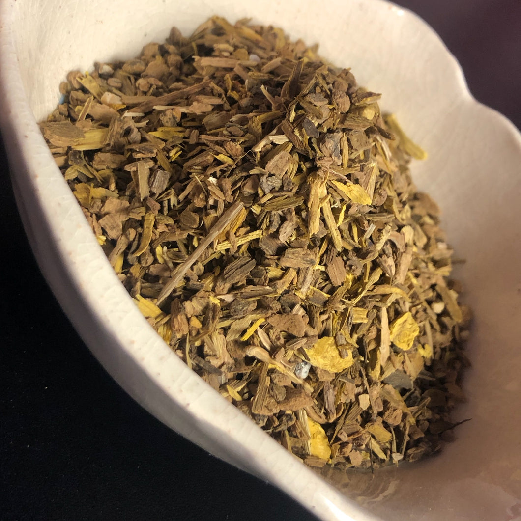 Barberry Root (Get Away, Stop Progress)