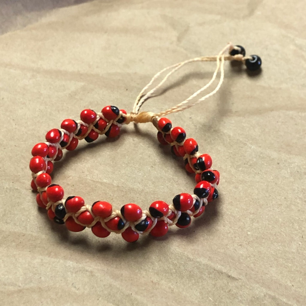 Peonia Seed Bracelets (Evil Eye, Protection)