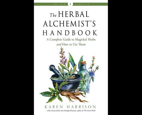 The Herbal Alchemist's Handbook