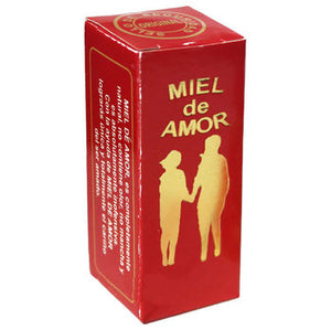 Miel de Amor (Honey of Love) Perfume Oil (Attraction, Love, Drawing) Comes in 2 Varieties.