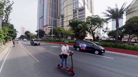 electric scooters philippines