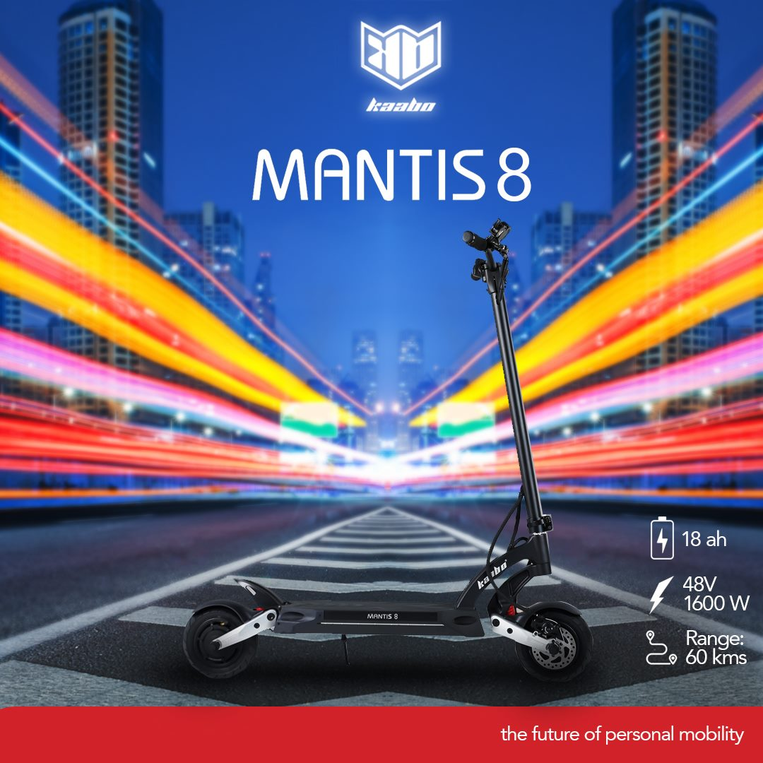 Kaabo Mantis Mini - Ekstreme Electric Scooters PH