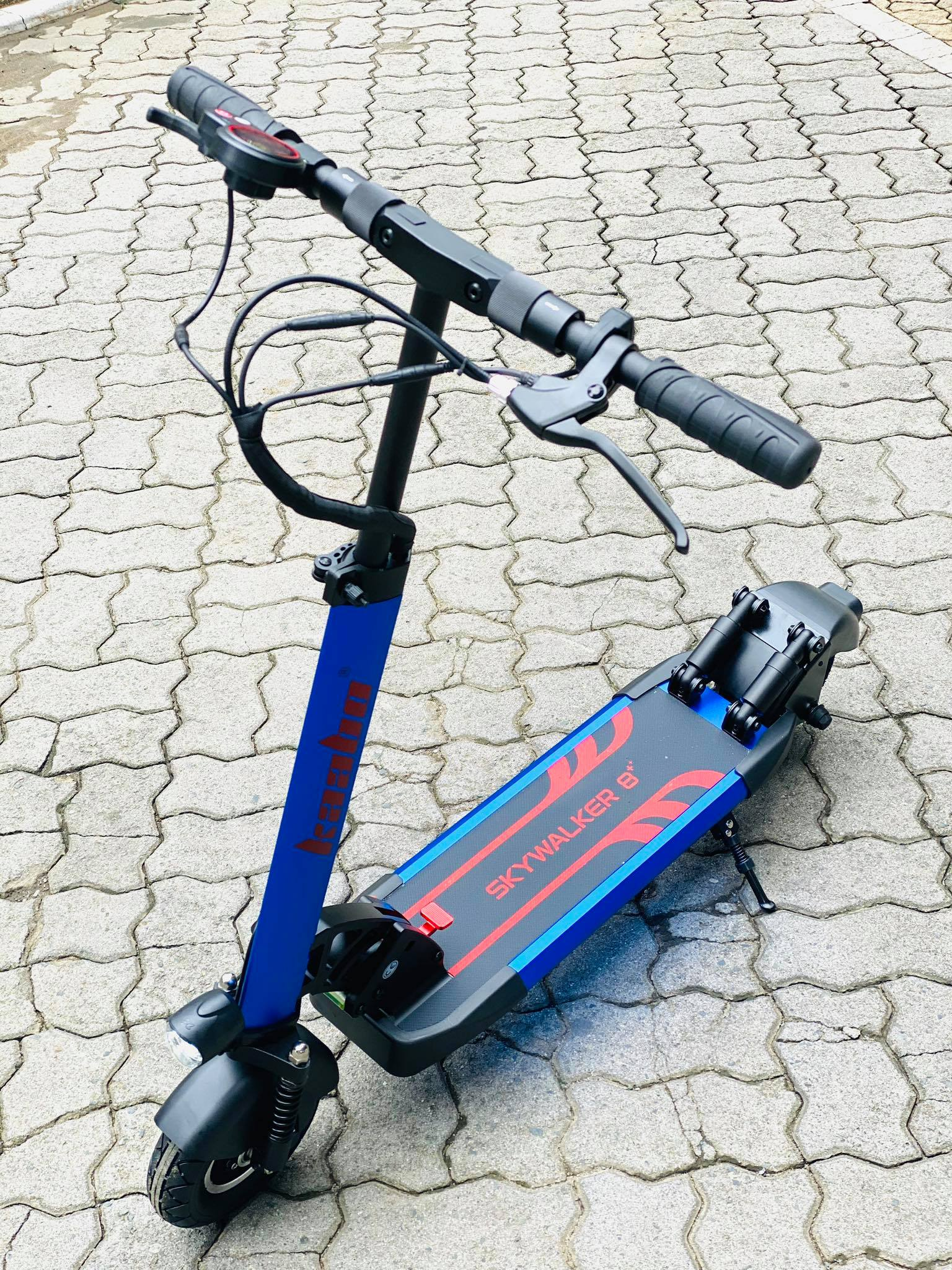 Kaabo Skywalker 8H - Ekstreme Electric Scooters PH