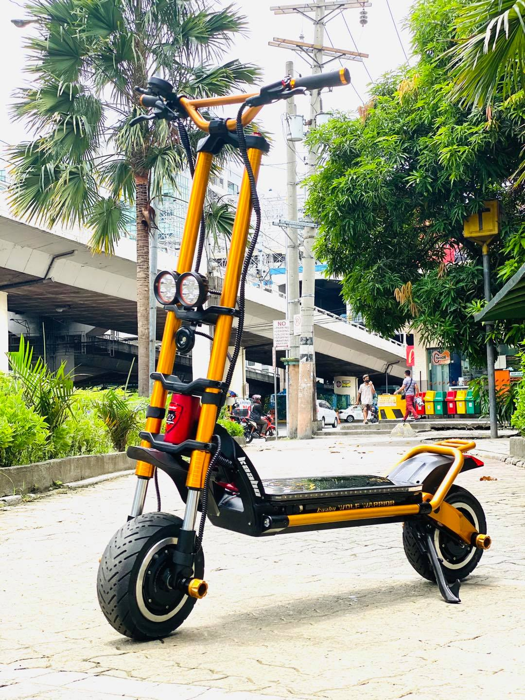 kaabo wolf warrior king electric scooter philippines