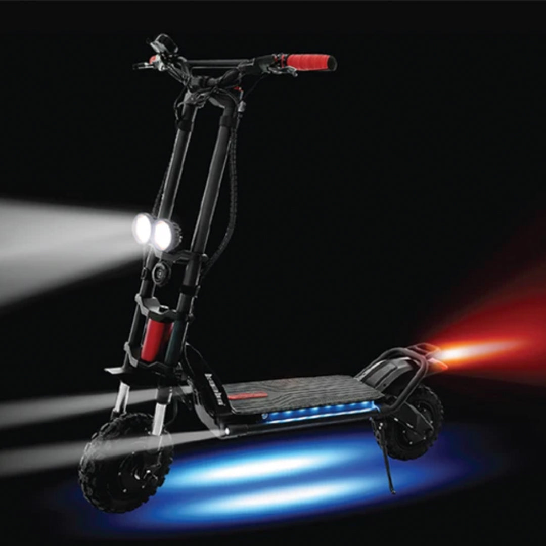 Kaabo Wolf Warrior Plus - Ekstreme Electric Scooters PH