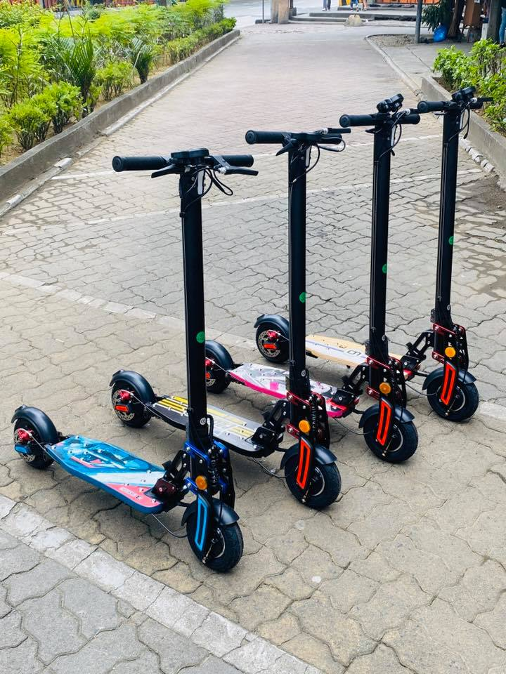 Zukboard - Ekstreme Electric Scooters PH