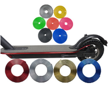 Mijia M365 Colorful Bumper Strip - Ekstreme Electric Scooters PH