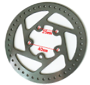 Mijia M365 110mm Brake Discs - Ekstreme Electric Scooters PH