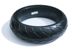 Solid Tire for ES2/ES1 - Ekstreme Electric Scooters PH