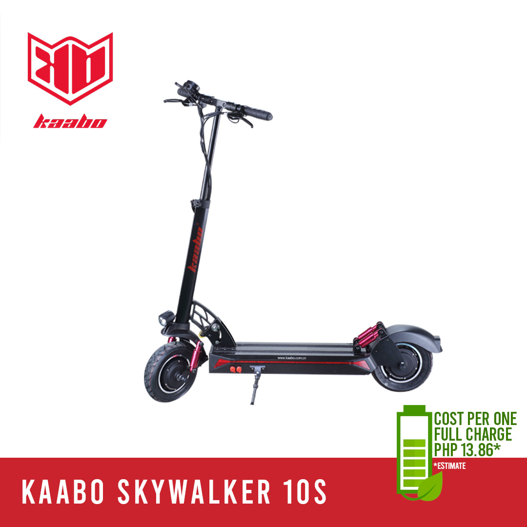 Kaabo Skywalker 10S - Ekstreme Electric Scooters PH