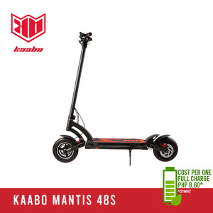 Kaabo Mantis 48S - Ekstreme Electric Scooters PH