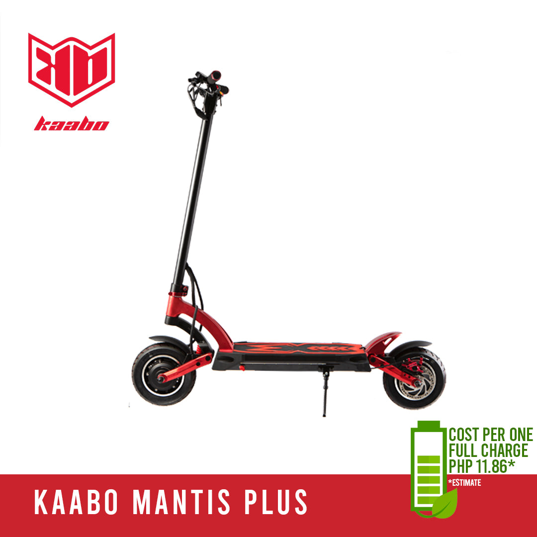 Kaabo Mantis Plus - Ekstreme Electric Scooters PH